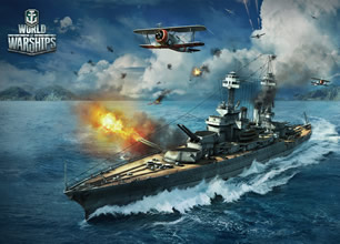 World of Warships zhumb
